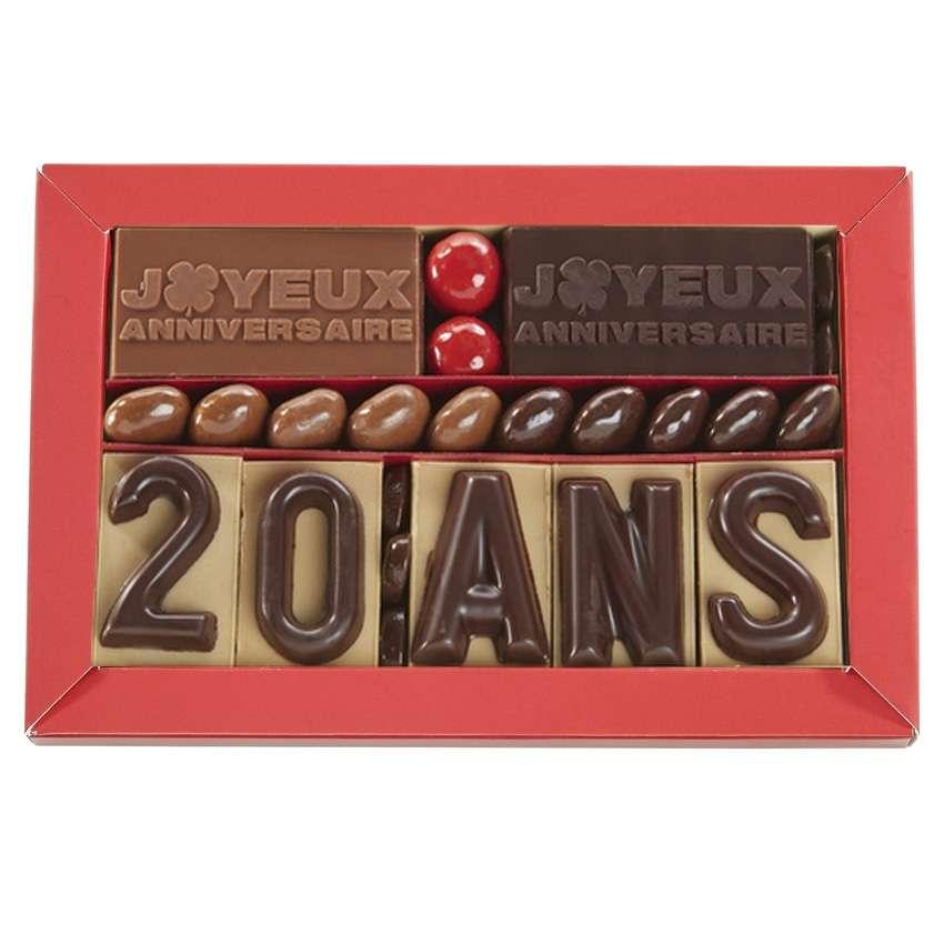 Super offrir des chocolats XT37