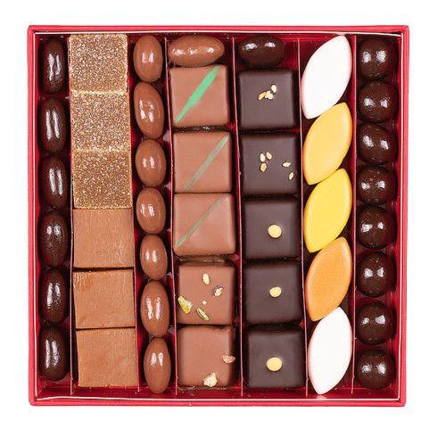 Coffret chocolats et confiseries Automne-Hiver / Boites chocolats coffrets chocolats