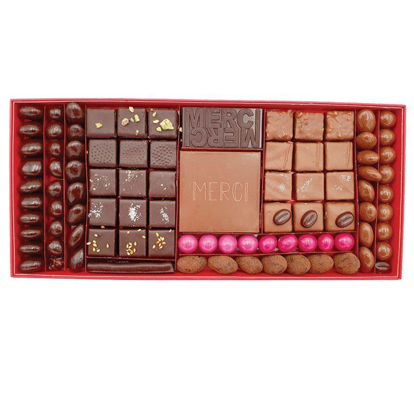 Super Merci en chocolat XT37