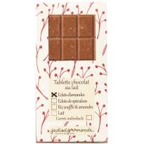 tablettes de chocolats