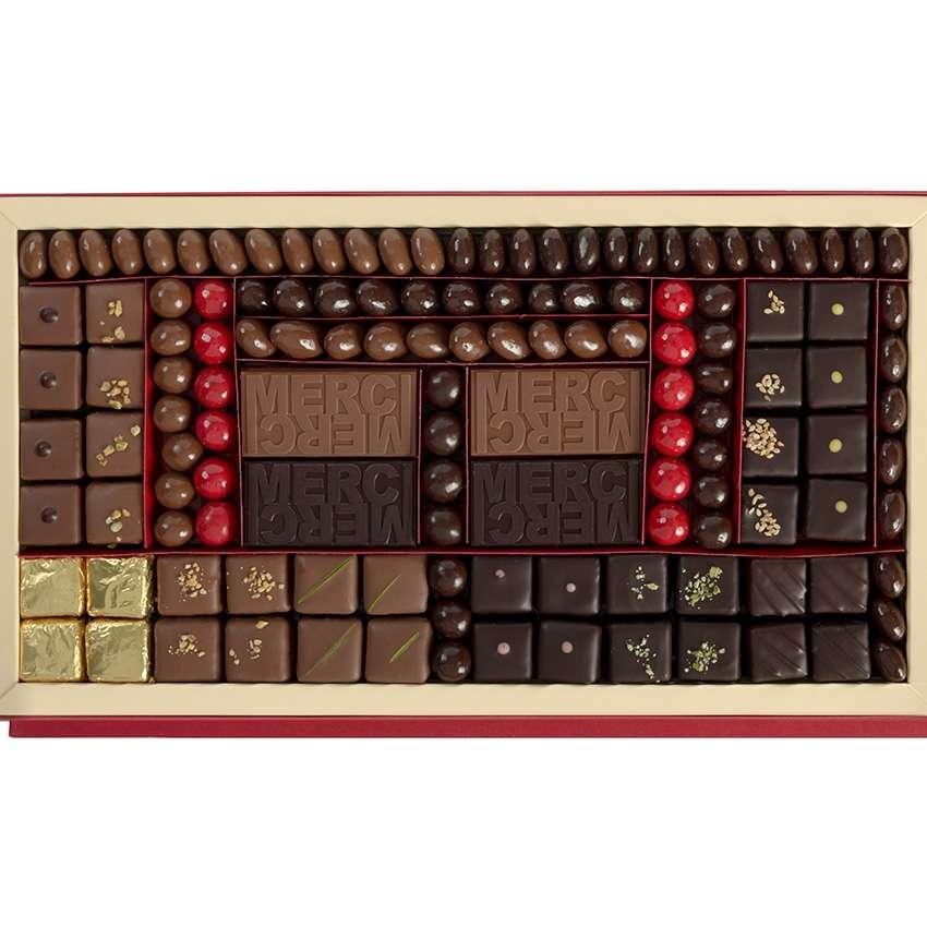 Bien-aimé Merci en chocolat EO89