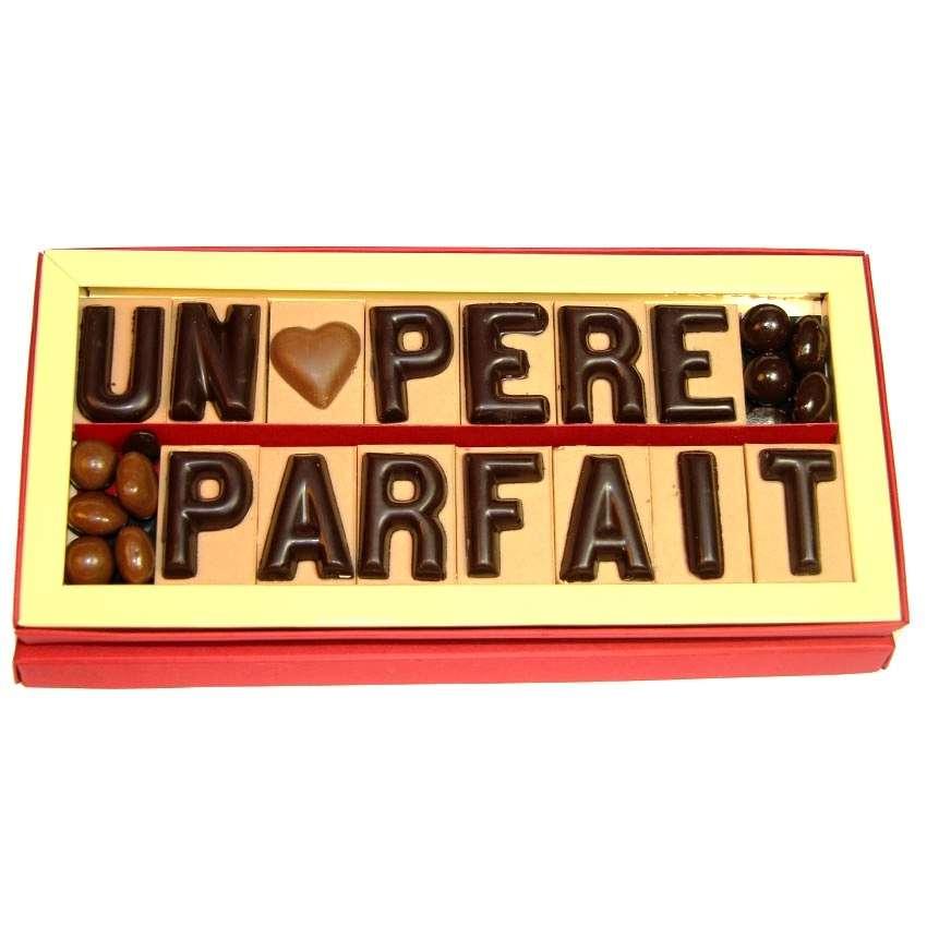Message un p re parfait en chocolat - Very parfait chocolat blanc ...